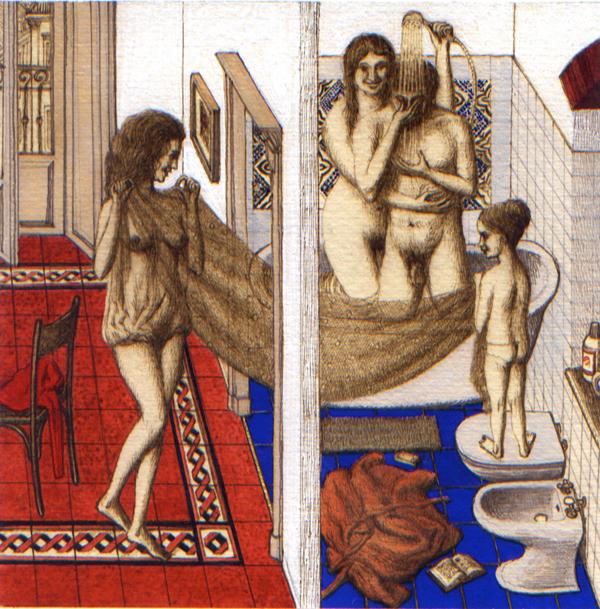 Ettore Tripodi - ettoreTripodi_16Le ultime parole di babele-quel povero diavolo bagnato