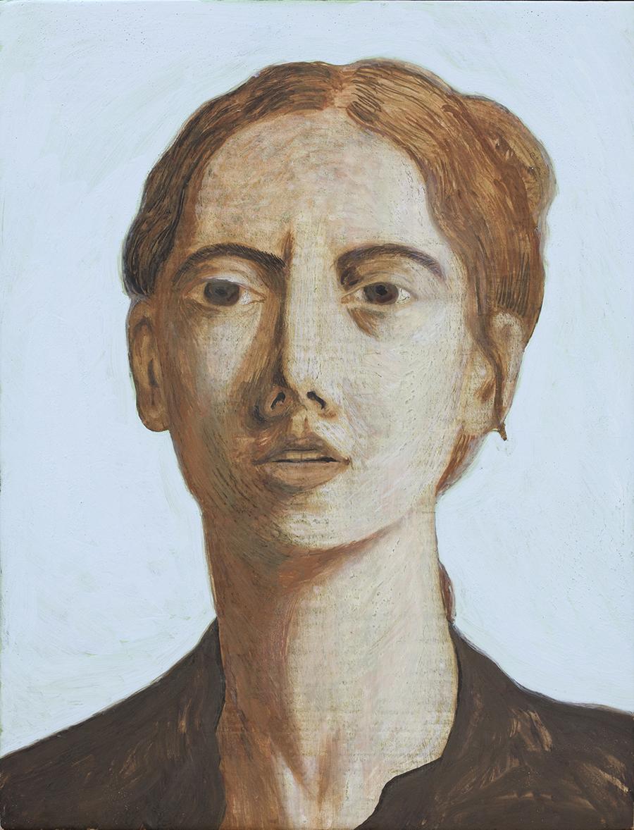Ettore Tripodi - ritratto di Annaluce
